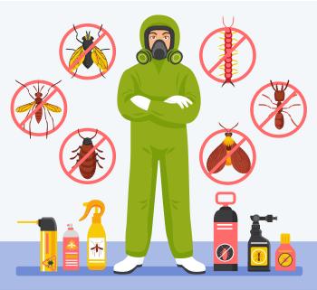 Уничтожение комаров.Центр дезинфекции