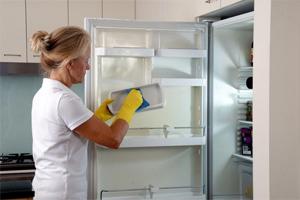 Дезинфекция холодильников